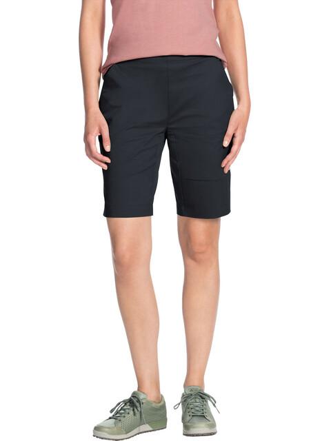 VAUDE Cyclist II Shorts Women phantom black